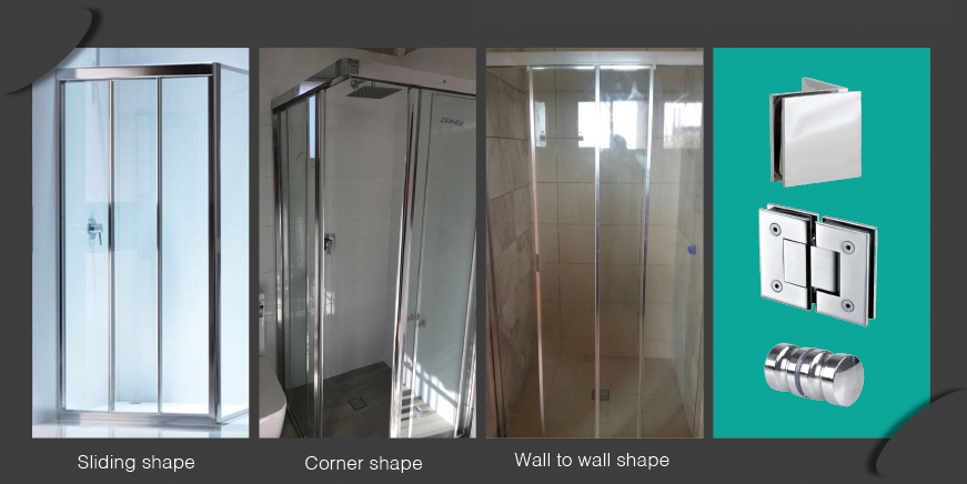 fully-framed-shower-screen-types